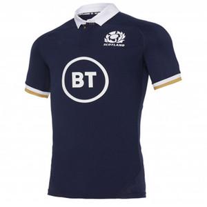 Yeni En İyi Kalite 2021 Galler Ev Yeni İskoçya Rugby Formalar 2020 Ulusal Rugby Ligi Galler Rugby Formalar Kırmızı Erkek Boyut S - 5XL