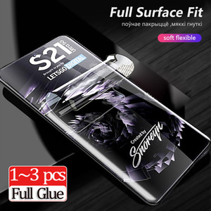 Film Samsung Galaxy S21 Ultra 5g Ekran Koruyucu Samsung Note20 S20 Artı S20FE Film Cam Samsung S21 Film Yumuşak