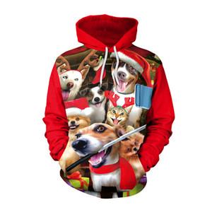 Party Chrismas Hoodies Mens Stylist Hoodie Street Hip Hop Cotton High Quality Loose Fit Womens Hoodie Sweatshirt