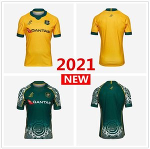 International League jersey 2020 2021 Australia WALLABIES home away Rugby Jerseys national team wallabie big size 5xl