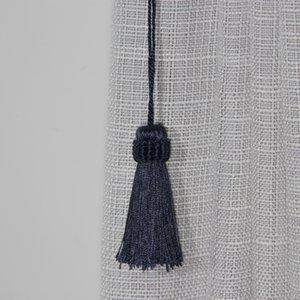 2 STÜCK Small Quaste Vorhang Quasten Dekoration Hängende Anhänger DIY Key Quaste Schmuck Zubehör Raumzubehör H Jlljeu