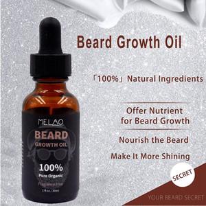 30ml Beard Growth Kit With Beard Growth Oil Serum Derma Roller For Men Patchy Facial Hair Growth For Men Long LastingRabin