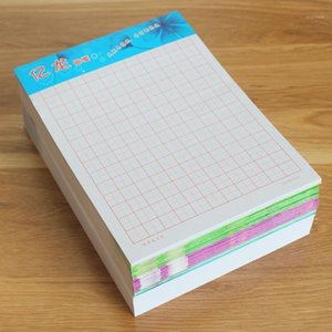 20 Books Lot 6.9*9 inch Notebook Student cute homework book School Supplies Copybook Journal For Kids Chinese exercise workbook1