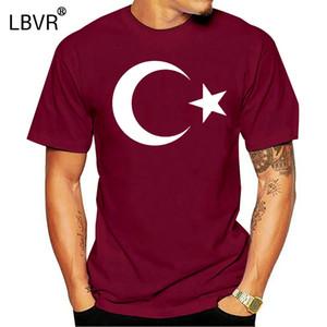 Sommer-Männer Short Sleeve Türkei Turkiye Türkisch Islamische Muslim Flag Hip Hop Street Hoodie Designer-T-Shirts Sweatshirt