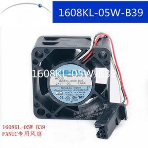 A90L-0001-0510 1608KL-05W-B39 24V 0.07 / 0.08a 40mm 4020 FANUC soğutma fanı