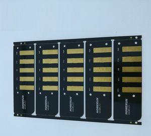 PCB 빠른 실행 매장 블라인드 홀 보드 PCB 커넥터 FR4 PCB