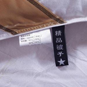 Wholesale-free shipping, extra warm duck down quilt comforter,W305 UIEz#