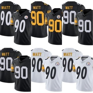 PittsburghladrõesHomens # 90 T. j. watt mulheres juventudeNfl jersey.