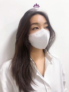 MESSO 5 Layer KN95 CE FFP2 Face mask certificate soft non-woven fthat considers even the skin Best technology and high quality p