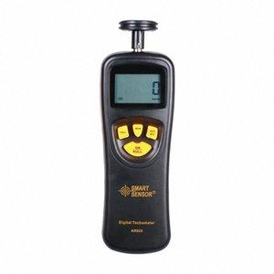 Цифровой дисплей Измерение High Precision Laser тахометр с Тип контакта Shimar AR-925 тахометр umng #