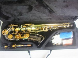 Yanagisawa nuovo sassofono Tenor Saxophone di alta qualità Sax B Flat Tenor Sax Playing Professionalmente Paragrafo Musica Black Sassofono Bocchino