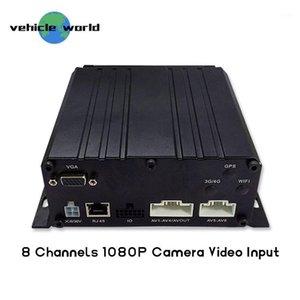أطقم HDD / SSD مركبة BLOCKBOX DVR نظام المراقبة 8channel لجميع أمن السيارة 1