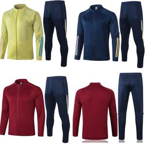 2020 2021 PEPE NICOLAS CEBALLOS HEN Soccer Jerseys Jacket Sets Tracksuits Sports wear Jersey 20 21 Training uniform shirt tracksuit pants