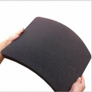 2pcs pre-cut foam 360*310*40mm + 1pc solid foam 360*310*20mm for tool case tool box RYwY#