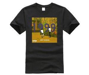 2019 Estilo T Moda camisa do grupo Phiking Phiking homens de gráfico do pescoço manga curta Joey Badass 1999 Melhor Mixtape t shirt homens dos homens do esporte