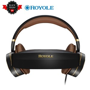 Royole Mond All in einem 2 GB / 32GB 3D VR Headset HIFI Kopfhörer Immersive virtuelle Realität Brille 3D Virtual Mobile Theater LJ200917
