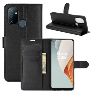 Litchi Pattern Flip PU Leather Wallet Phone Case For OPPO Reno 5 4 4G 5G A72 A73 Realme C17 7i 7 Pro