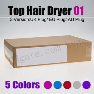 أعلى لا جيل مروحة 1 مجفف الشعر المهنية أدوات الصالون ضربة مجفف الحرارة سريع سرعة منفاخ مجففات الشعر الجافة