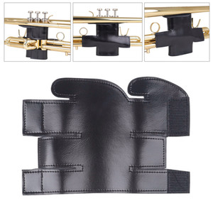 Soft Trumpet Valve Guard Trumpet Protect Cover Trumpet Accessories, Embedded Nonporous Lining Protects the Finish from Moisture, Oils, and