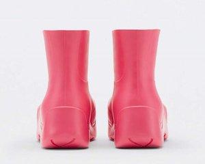 Designer Size Factory Foot Door Women Rain Snow Boots Out Wear Shoes Bootsies Women Boots Big Shoes Designer Luxurys DesiFashion Vvbcf
