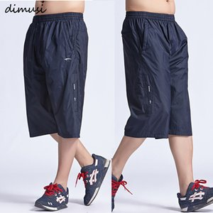 New Mens Shorts Summer Quick Drying Shorts Male Casual Elastic Waist Men Shorts Boardshort Bermuda Masculina 6XL,YA570