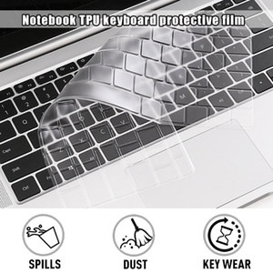 """Silicone Keyboard Cover For 2020 2020 13 15 16 17"""" Air Pro  Retina Skin Waterproof Protective Film US EU Version"""