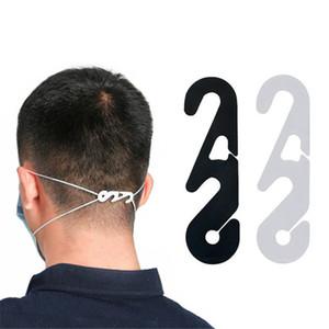 Одноразовые маски пряжки ушные ушивки Удлинительные пряжки регулируемая веревка для веревки накаливается пряжки ушной крючок против утерянного артефактной религиозной боли