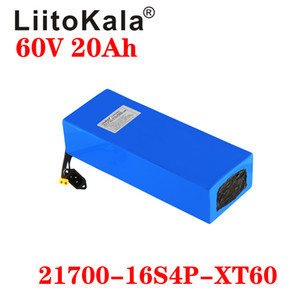 LiitoKala 60V 배터리 20AH 35Ah을 30ah 40AH 전기 스쿠터 bateria 60V 전기 자전거 리튬 배터리 스쿠터 ebike 배터리