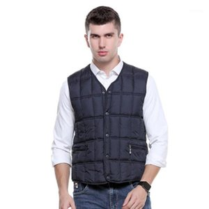 New Men's Electric Heater Heating Vest USB Security Intelligent Thermostat Electric Vest Constant Temperature Winter Warm1