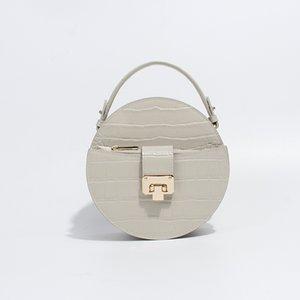 High quality latest ladies handbag messenger bag wave pattern shoulder bag leather shoulder bag chain handbag wallet