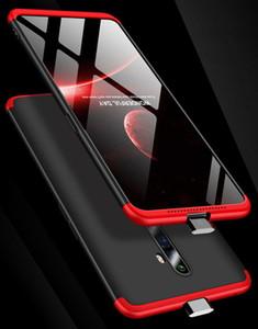 3-in-1 Protective 2F 2Z full Back Cover For Reno Z OPPO Pro F11 A9 Hard Phone Case
