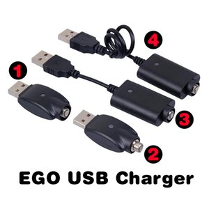 Ego USB Charger CE4 Electronic Cigarette Ecig Wireless Chargers Cable For 510 Ego C EVOD Twist Vision Spinner 2 3 Mini CE3 Battery