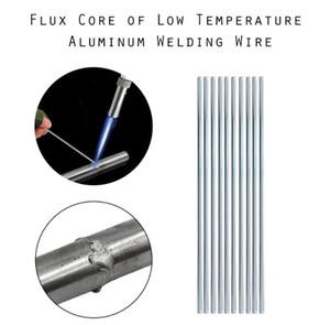Aluminium Flux Cored Weld Wire Easy Melt Welding Rods for Aluminum Welding Soldering No Need Solder Powder