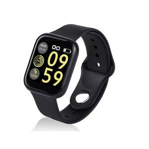 M8V full touch motion 1.3 heart-rate pressure blood oxygen sleep test Movement sport watch smart bracelet