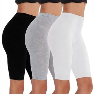 2pcs 3pcs pack Eco friendly viscose spandex bike shorts for woman fitness active wear very soft comfortable M301811