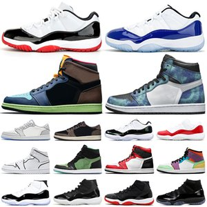11s men basketball shoes 25th Anniversary Concord Cap and Gown Bred 11 Shattered Backboard 1 womens mens trainers outdoor sports