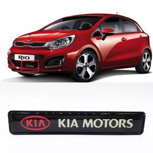 Kia Badge Emblem DRL Day Running Light Hood Grill Grille Bonnet Led Light Lamp For Kia K2 K3 K4 K5 KX3 KX5 Rio