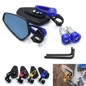 """Для Юниверсал 7/8 """"; 22мм Мотоцикл зеркало заднего вида ручки тяги Зеркало для Honda Pcx125 Pcx150 CBR900RR Cbr919rr Cbr893rr"""