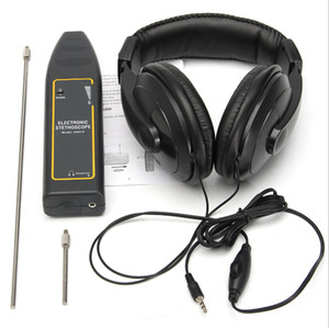 estetoscópio eletrônico automotivo, dispositivo de diagnóstico de som, ferramenta de reparo do motor, chassis detector som anormal, testador de caixa de velocidades