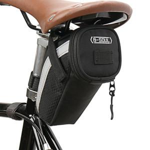 Shell Bolsa para bicicleta bolso cesta Para montar de la bici bolsa de herramientas 3D Mochila Ciclismo Bicicletas Bolsas