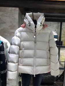 topstoney зимних куртки гусиной канада куртки фуга бомбардировщик зима с капюшоном вниз небольшой по размеру куртки случайно куртка с капюшоном пуховых пальто