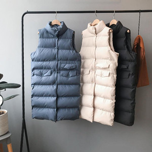 Yeeloca Winter Fashion Warm Mid-length Thick Bread Coat Women's Casual Single-breasted Sustans Coat Korean Loose Winter