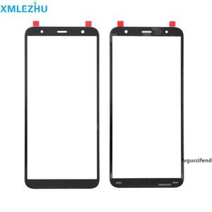 10 Ad Değiştirme LCD Ön Dokunmatik Ekran Cam Dış Lens için Samsung Galaxy J6 J600 J8 J800 J810 J4 Artı J6 Artı J410 J415