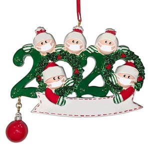 Personalized Promotion! Pendants Ornament Tree Baubles Christmas Holiday Decorations 2IAS