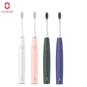 OCLEAN AIR 2 سونيك الكهربائية فرشاة الأسنان IPX7 للماء شحن سريع 3 طرق بالفرشاة هادئة فرشاة الأسنان الذكية للبالغين جديد