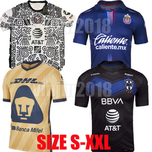 Liga MX 21 22 Club America Soccer Jerseys Third 2021 2022 المكسيك Xolos de Tijuana Tigres Unam Guadalajara Chivas Cruz Azul كرة القدم