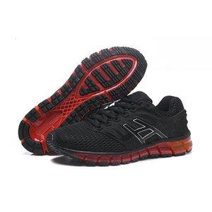 180 2 Correndo Gel -Quantum Top 2s Homens Qualidade Original barato Jogging Sneakers New Fashion Sports Shoes Tamanho 40 -45 com o logotipo