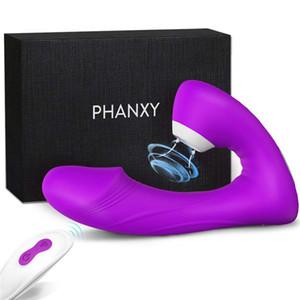 Erwachsenes Geschlecht spielt für Frau Klitoris Suing Vibrator G-Punkt vibrierenden Realistic Dildo 2 in 1 Vibratoren ClitorisG-Punkt-Anreger