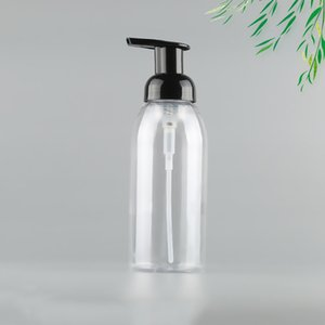 360ML hand sanitizer foam pump plastic Bottle for disinfection liquid cosmetics Hot sale free fast sea shipping) FWD3187