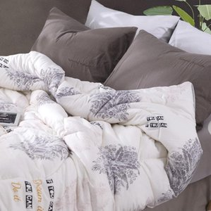 New water wash cotton soft lace winter quilt winter warm quilt core household bedding